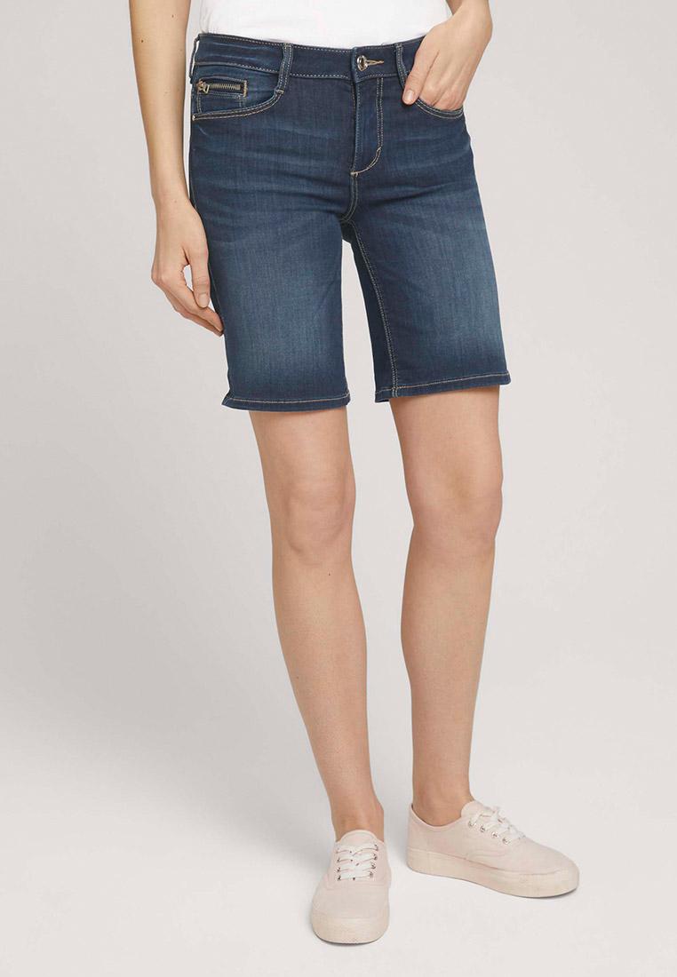 Женские джинсовые шорты Tom Tailor (Том Тейлор) 1026129
