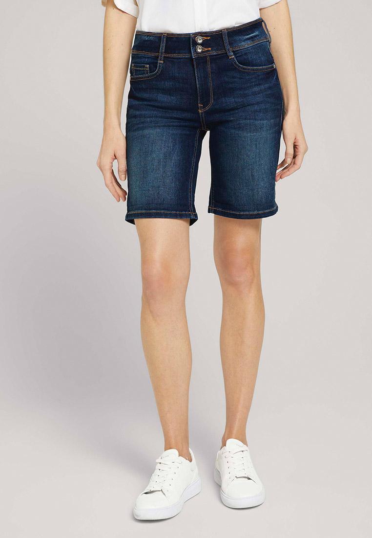 Женские джинсовые шорты Tom Tailor (Том Тейлор) 1025573