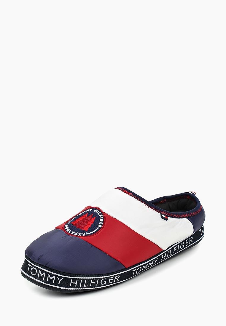Мужская домашняя обувь Tommy Hilfiger (Томми Хилфигер) FM0FM02005