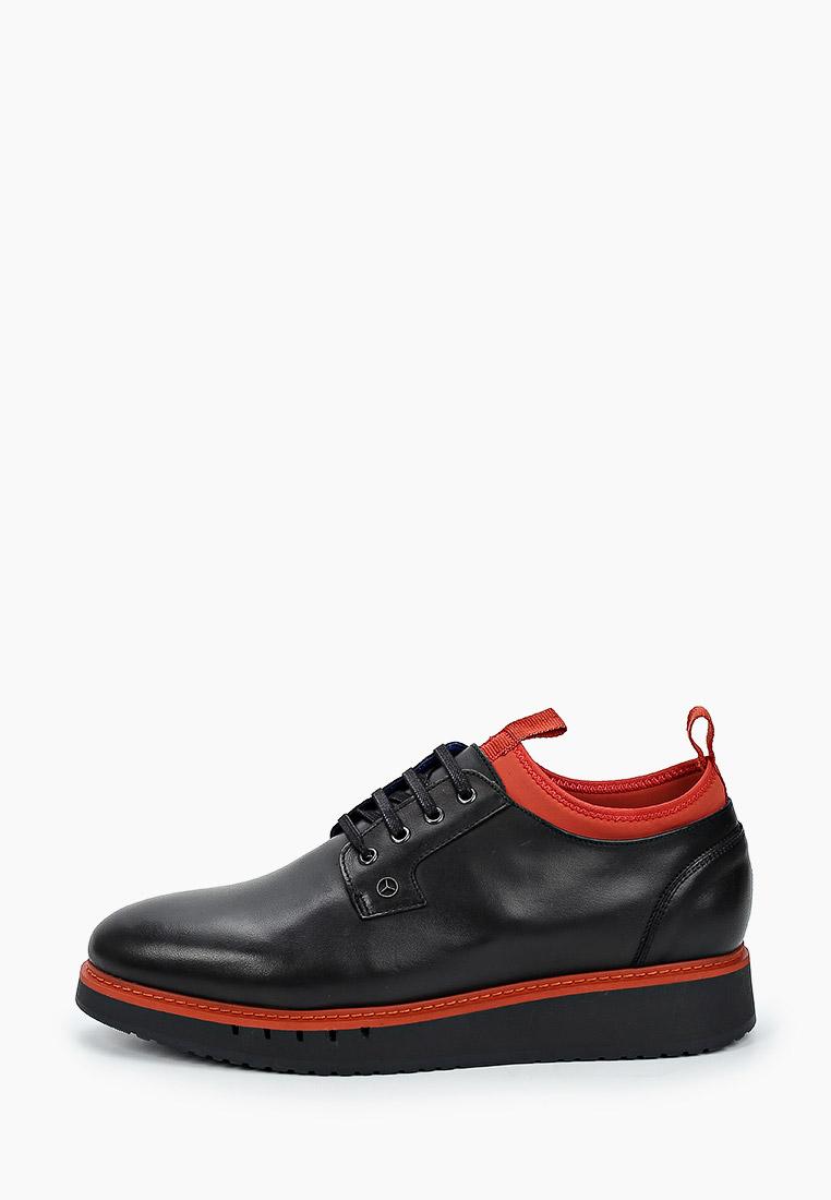 Мужские ботинки Tommy Hilfiger (Томми Хилфигер) FM0FM03167
