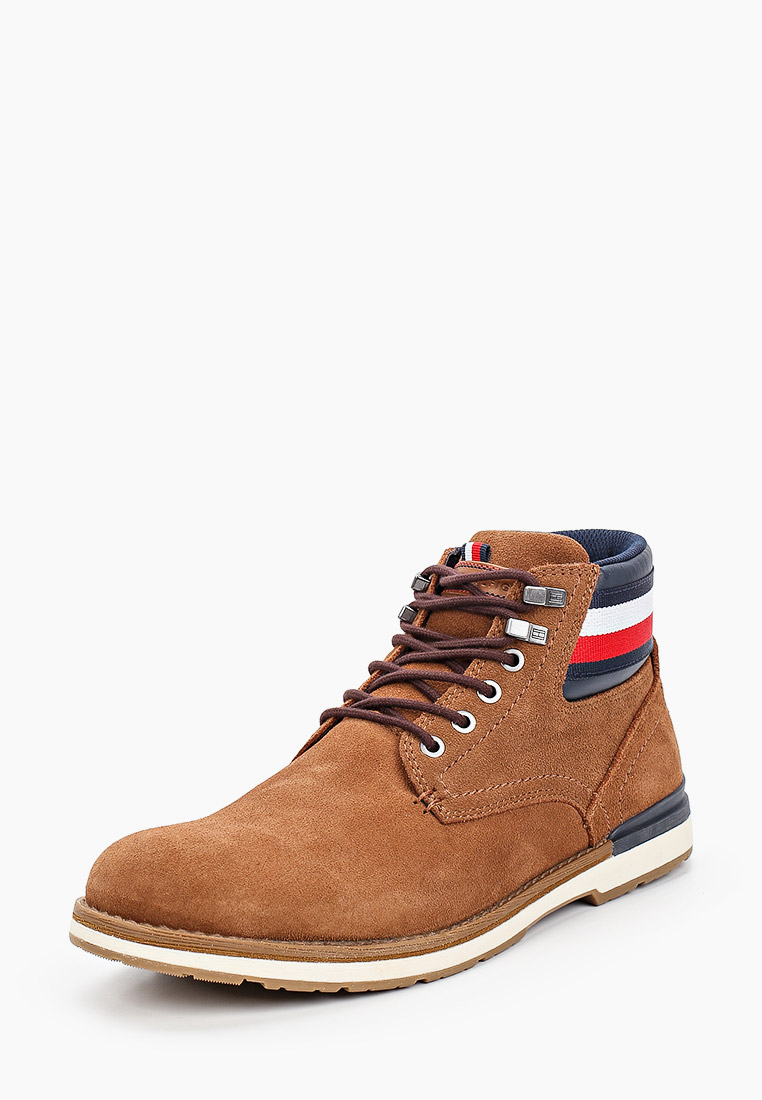 Мужские ботинки Tommy Hilfiger (Томми Хилфигер) FM0FM03061: изображение 2