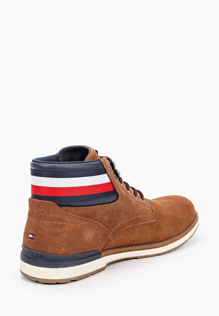 Мужские ботинки Tommy Hilfiger (Томми Хилфигер) FM0FM03061: изображение 3