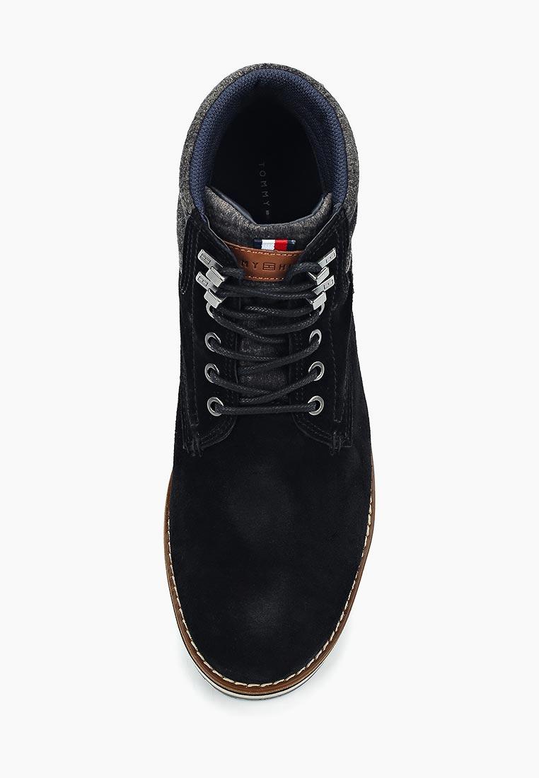 Мужские ботинки Tommy Hilfiger (Томми Хилфигер) FM0FM00741: изображение 9