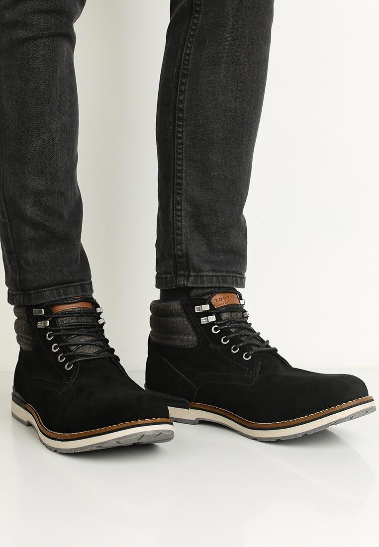 Мужские ботинки Tommy Hilfiger (Томми Хилфигер) FM0FM00741: изображение 10
