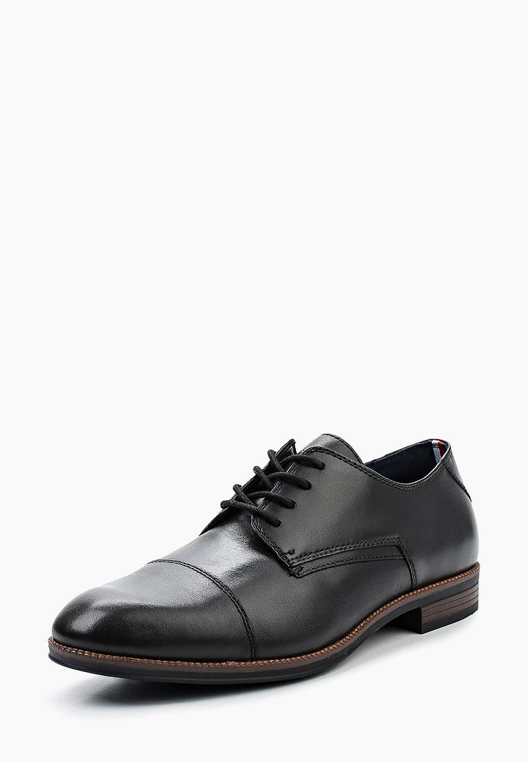 Мужские туфли Tommy Hilfiger (Томми Хилфигер) FM0FM00687