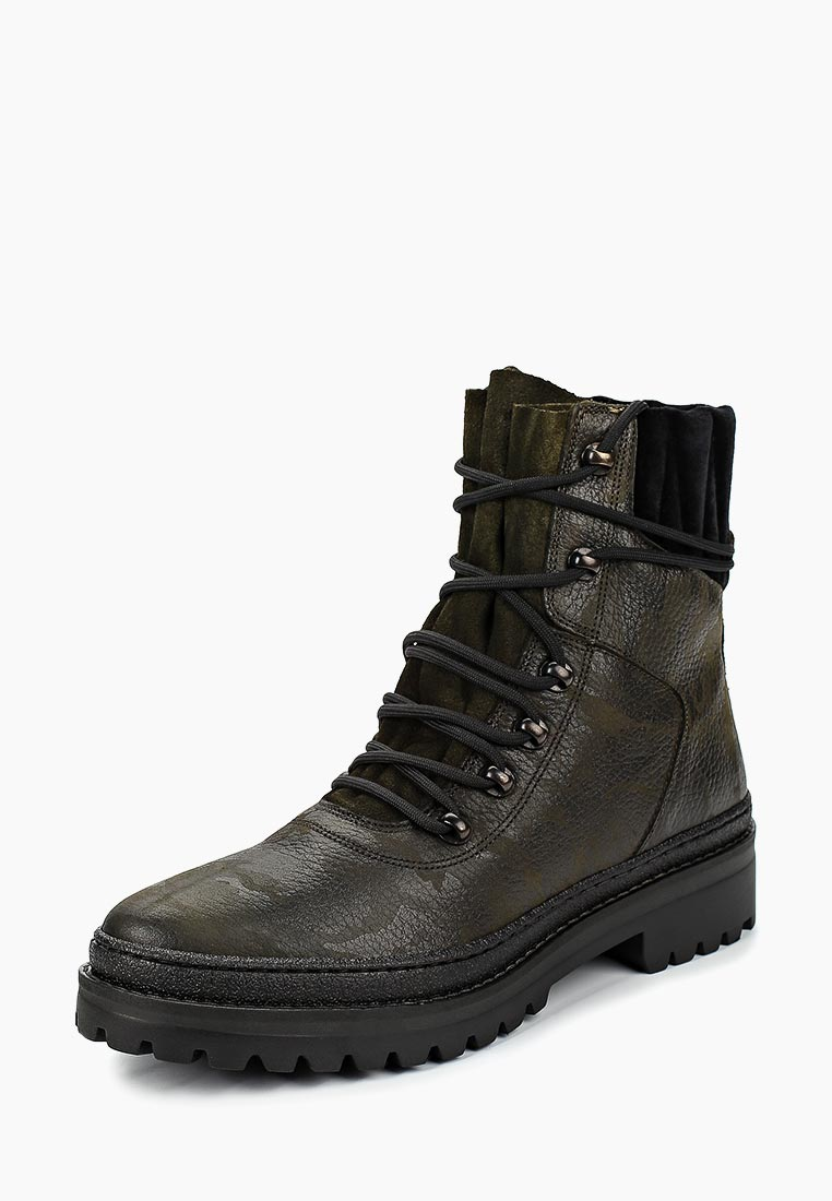 Женские ботинки Tommy Hilfiger (Томми Хилфигер) FW0FW03047