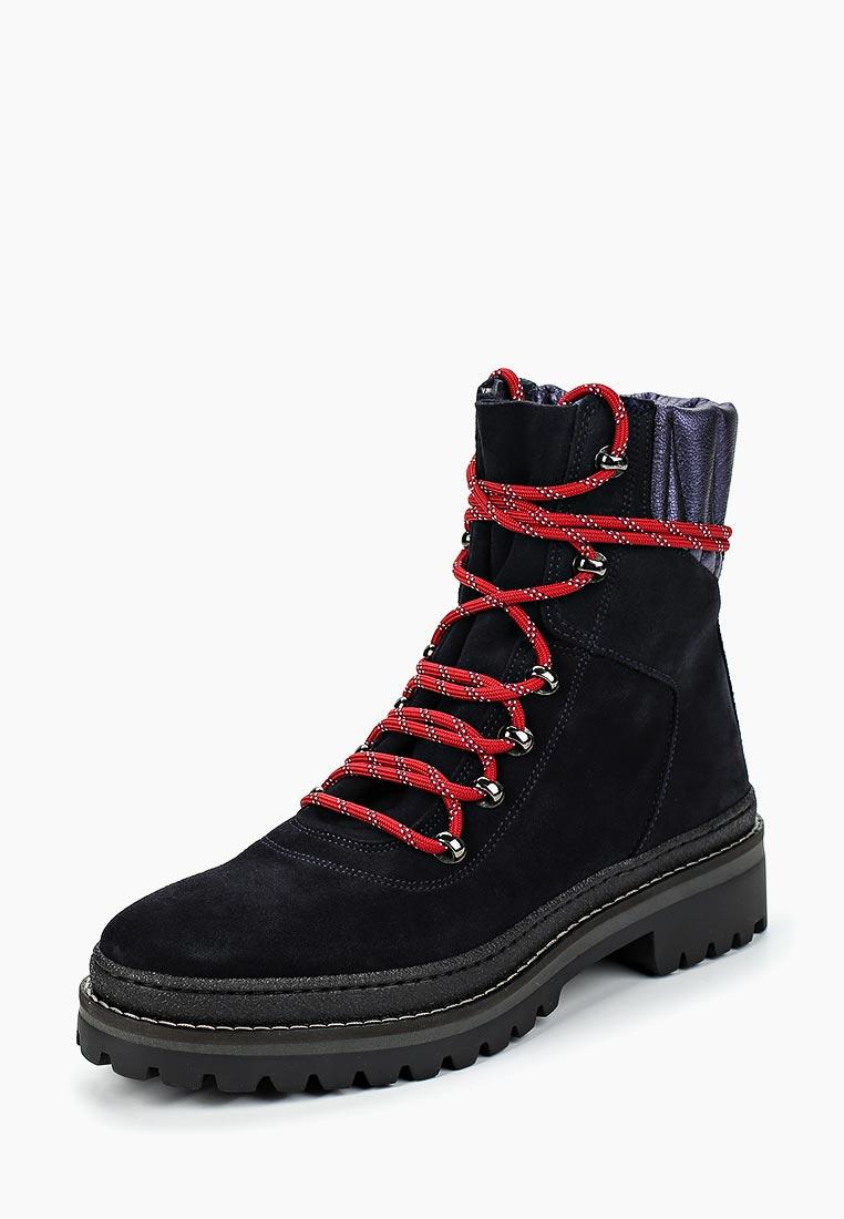 Женские ботинки Tommy Hilfiger (Томми Хилфигер) FW0FW03048