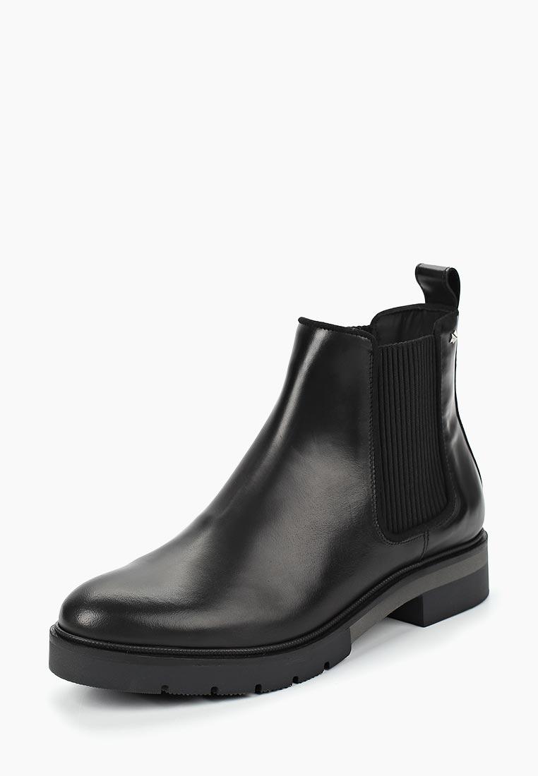 Женские ботинки Tommy Hilfiger (Томми Хилфигер) FW0FW03061