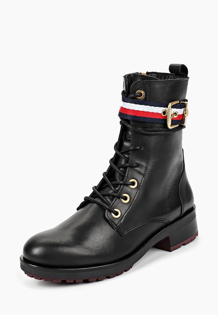 Женские ботинки Tommy Hilfiger (Томми Хилфигер) FW0FW03064