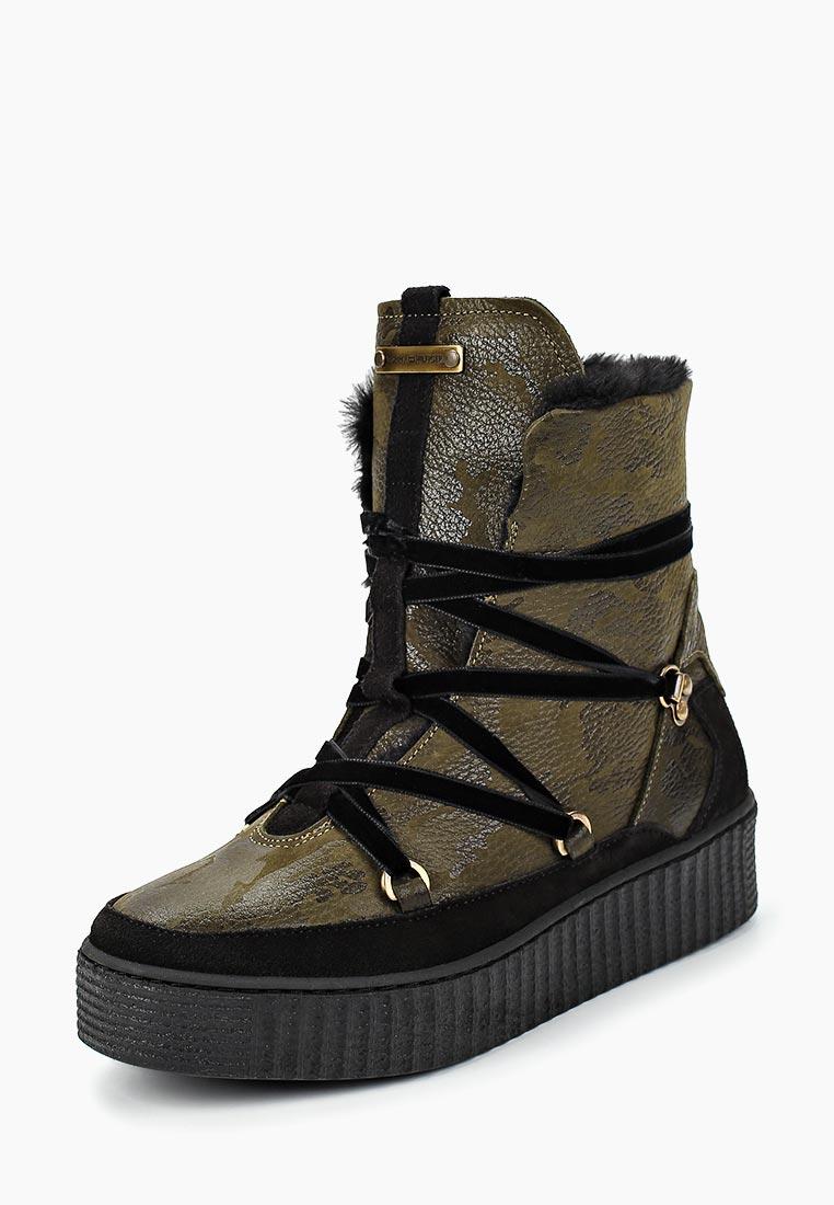 Женские ботинки Tommy Hilfiger (Томми Хилфигер) FW0FW03436