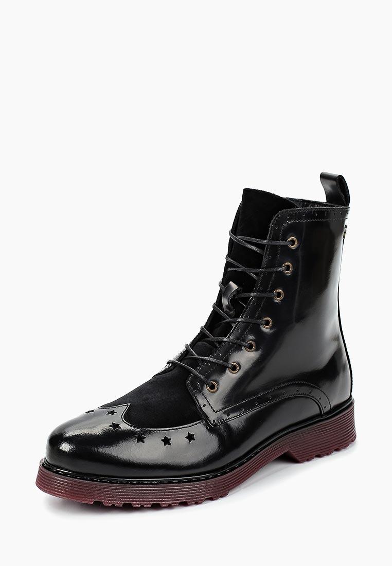 Женские ботинки Tommy Hilfiger (Томми Хилфигер) FW0FW03587