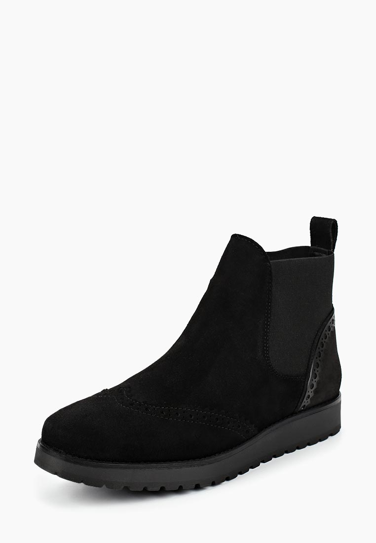 Женские ботинки Tommy Hilfiger (Томми Хилфигер) FW0FW03975