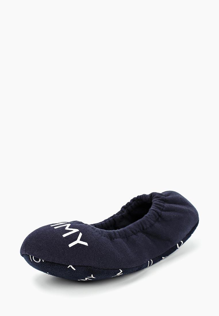 Женская домашняя обувь Tommy Hilfiger (Томми Хилфигер) FW0FW04179