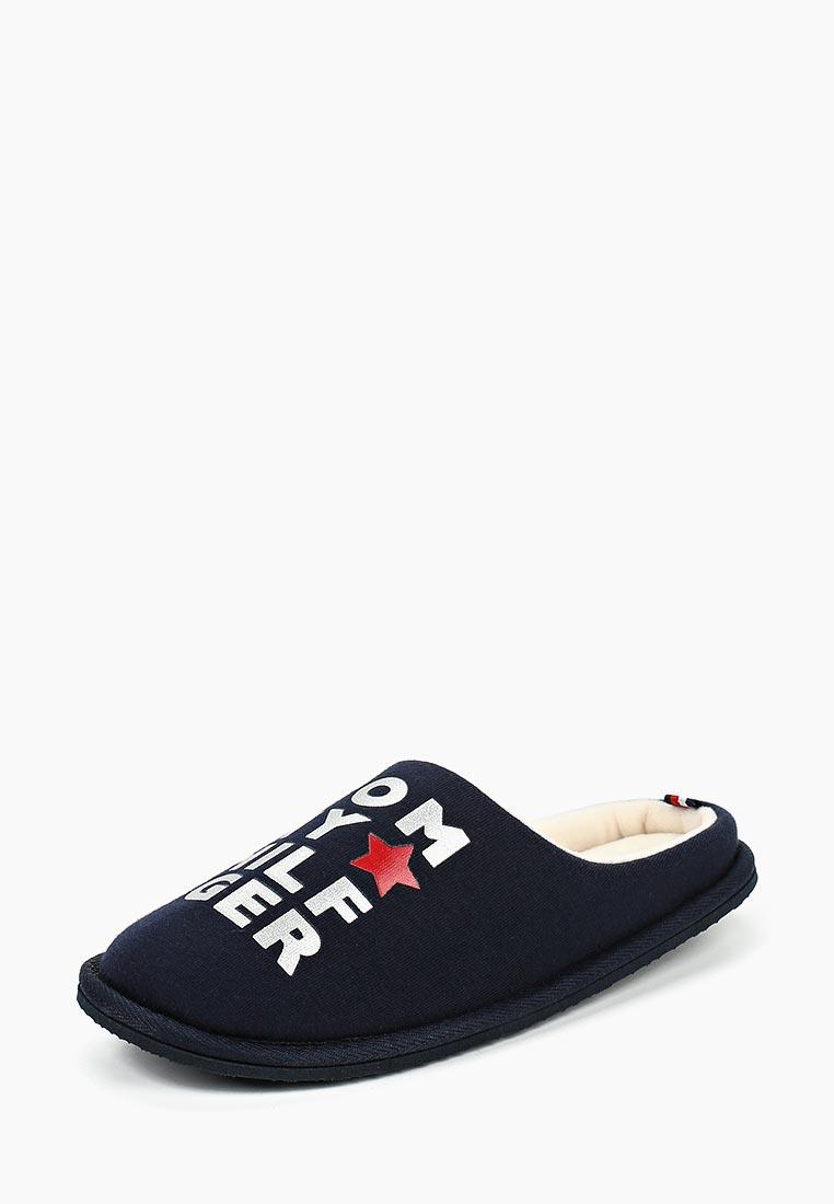 Женская домашняя обувь Tommy Hilfiger (Томми Хилфигер) FW0FW04181