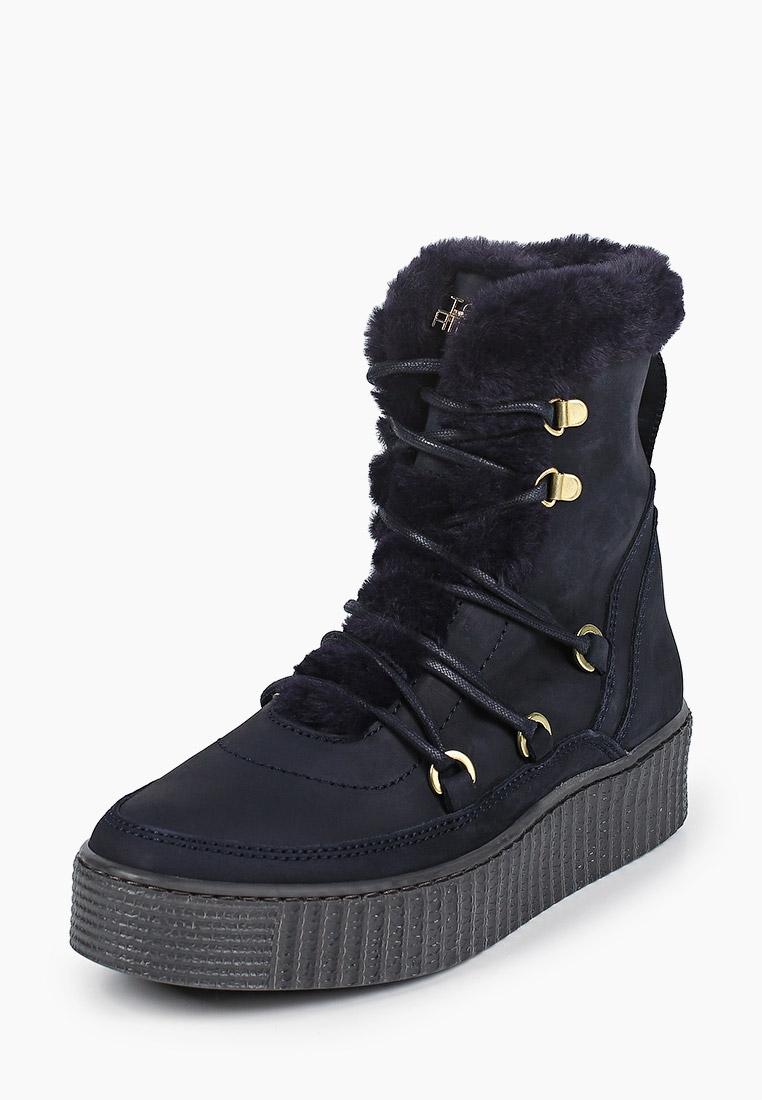 Женские ботинки Tommy Hilfiger (Томми Хилфигер) FW0FW05285: изображение 2