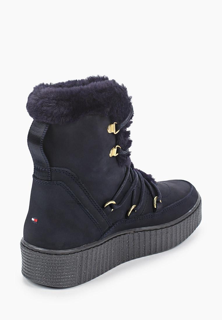 Женские ботинки Tommy Hilfiger (Томми Хилфигер) FW0FW05285: изображение 3