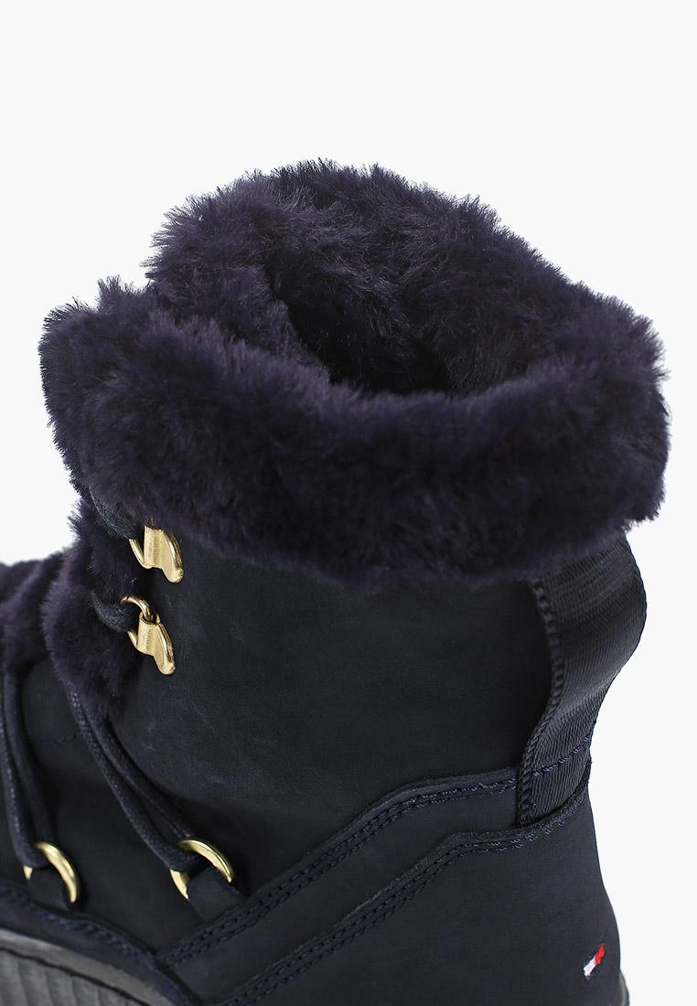 Женские ботинки Tommy Hilfiger (Томми Хилфигер) FW0FW05285: изображение 6