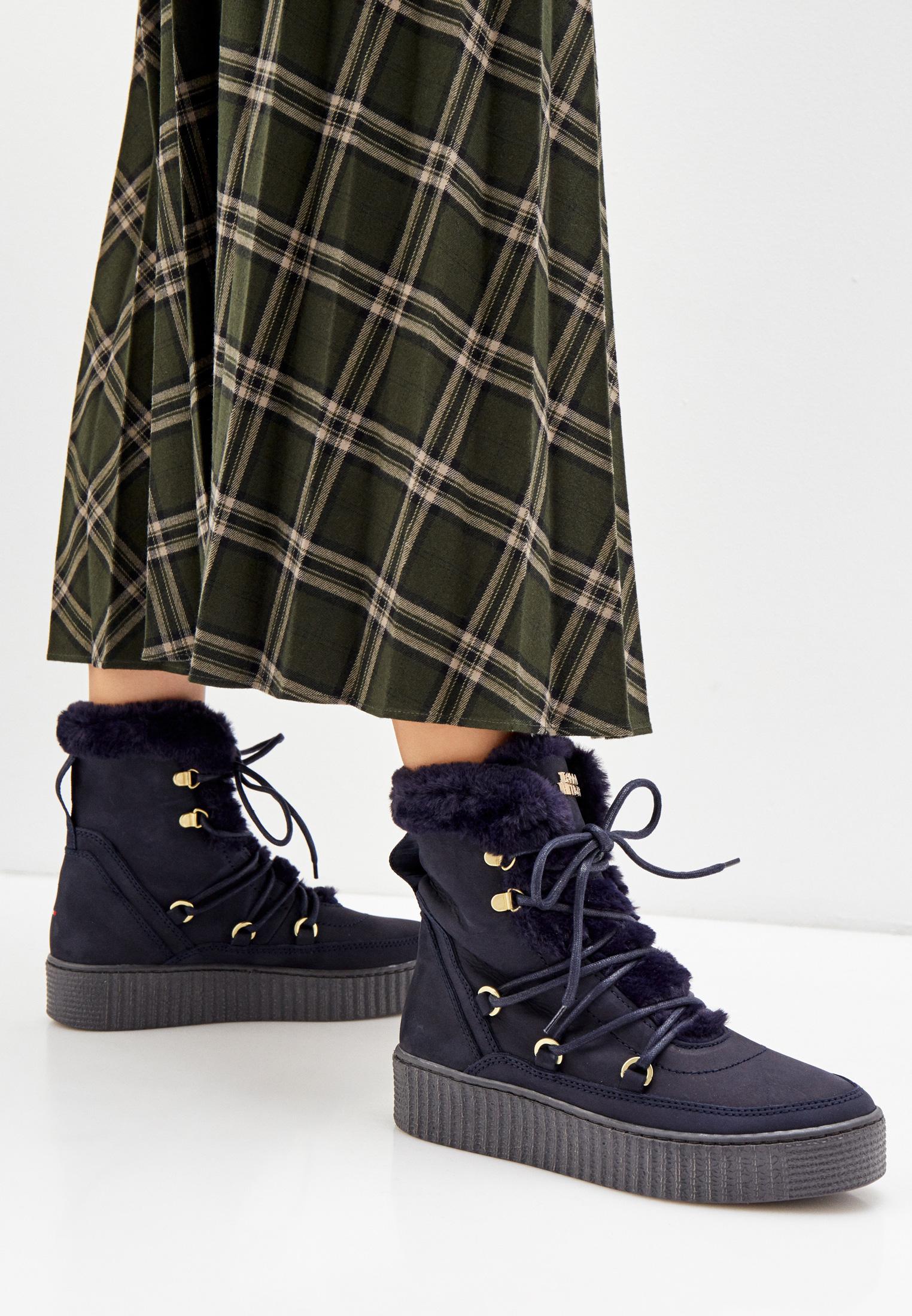Женские ботинки Tommy Hilfiger (Томми Хилфигер) FW0FW05285: изображение 7