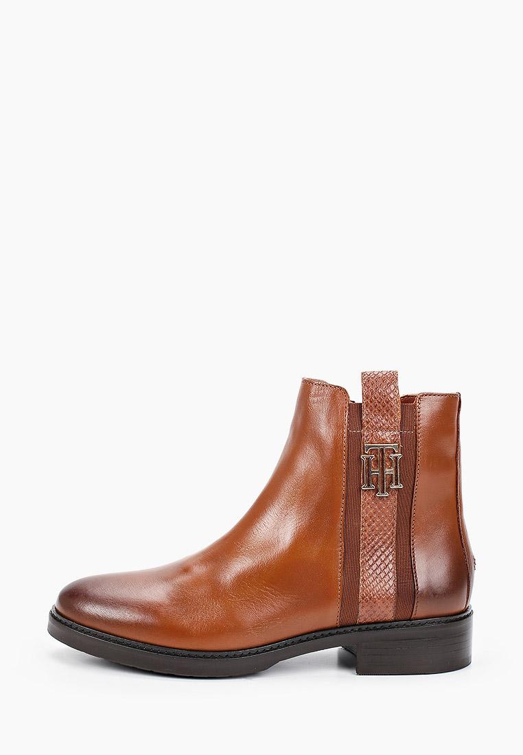 Женские ботинки Tommy Hilfiger (Томми Хилфигер) FW0FW05181