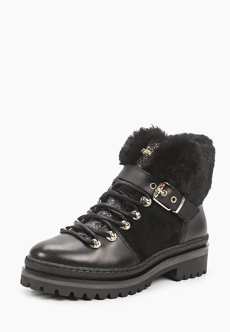 Женские ботинки Tommy Hilfiger (Томми Хилфигер) FW0FW05175: изображение 2
