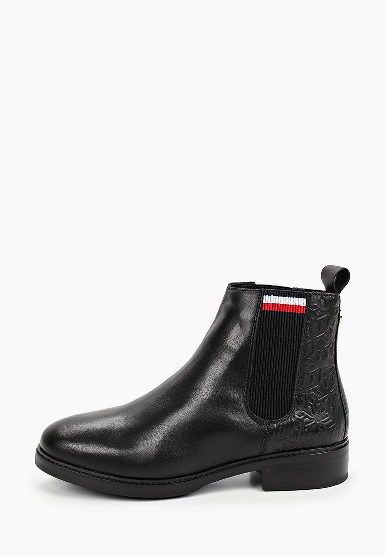 Женские ботинки Tommy Hilfiger (Томми Хилфигер) Ботинки Tommy Hilfiger