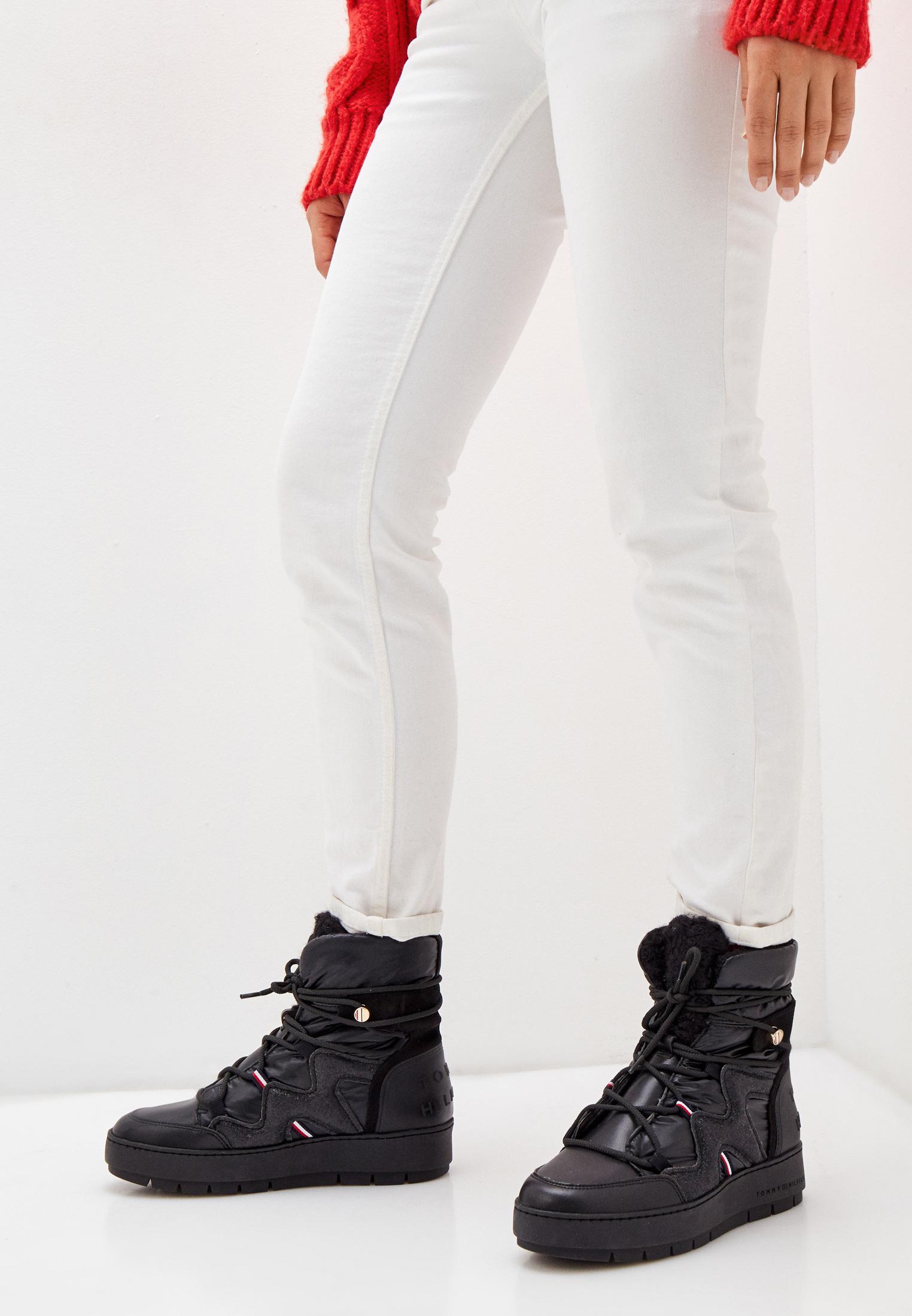 Женские луноходы Tommy Hilfiger (Томми Хилфигер) FW0FW05433: изображение 6