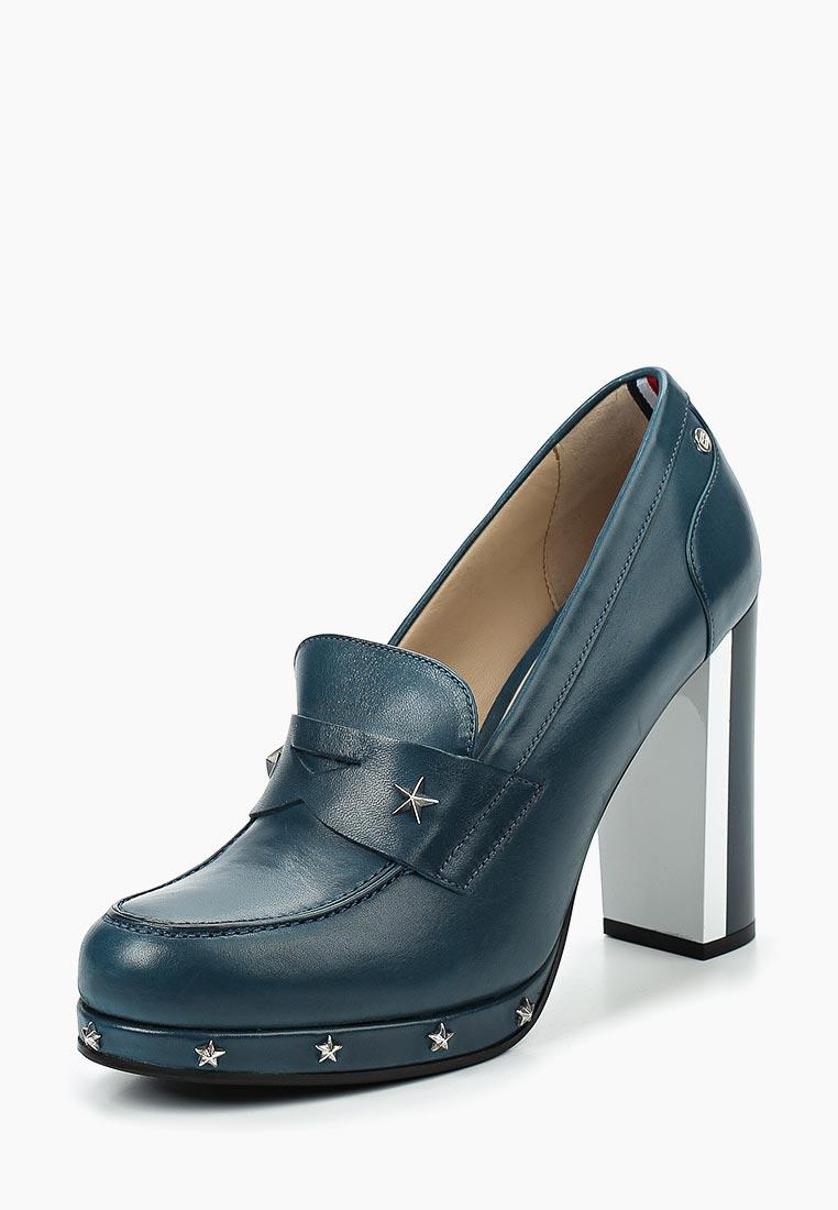 Женские туфли Tommy Hilfiger (Томми Хилфигер) FW0FW01670