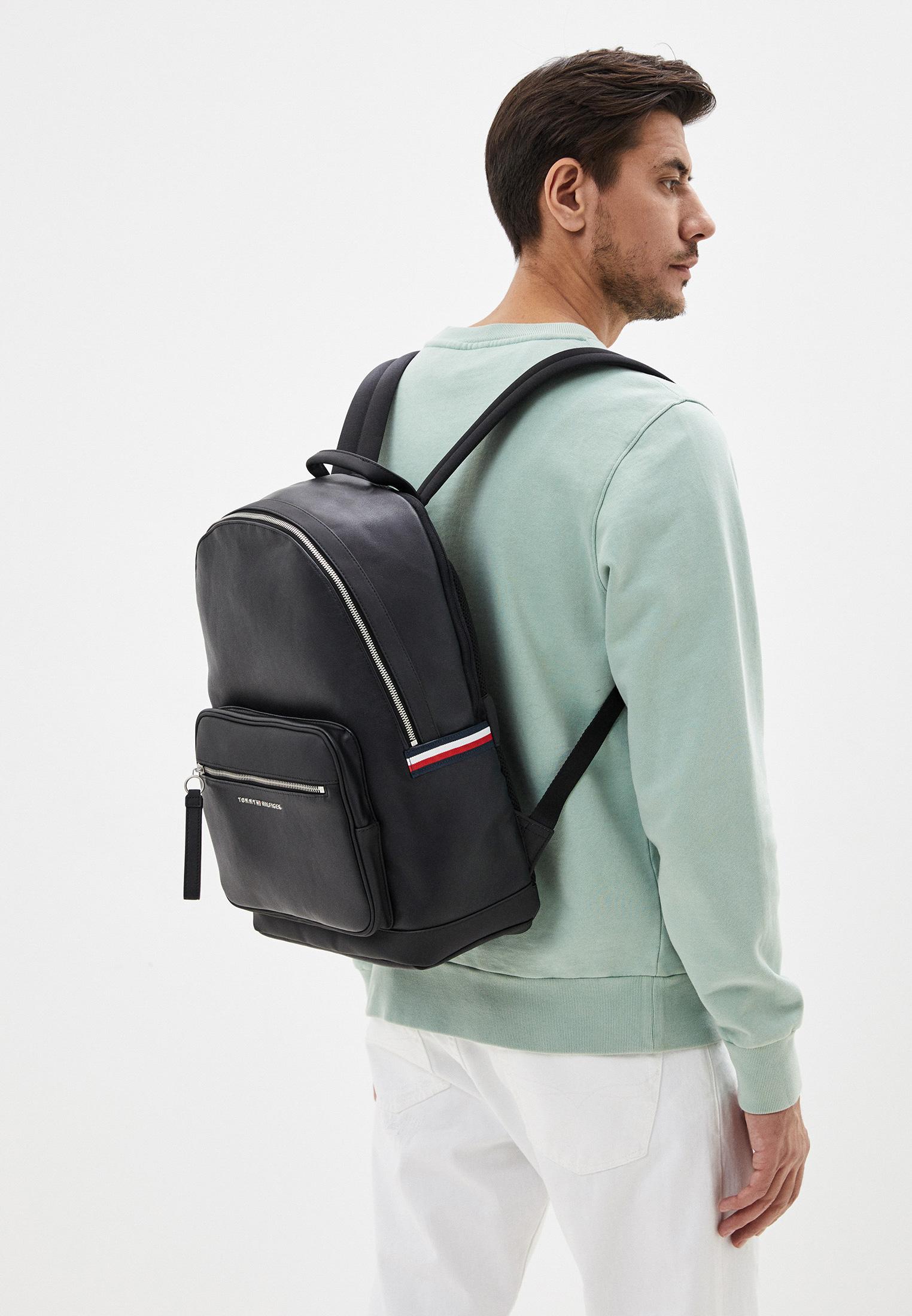 Городской рюкзак Tommy Hilfiger (Томми Хилфигер) AM0AM05988: изображение 4