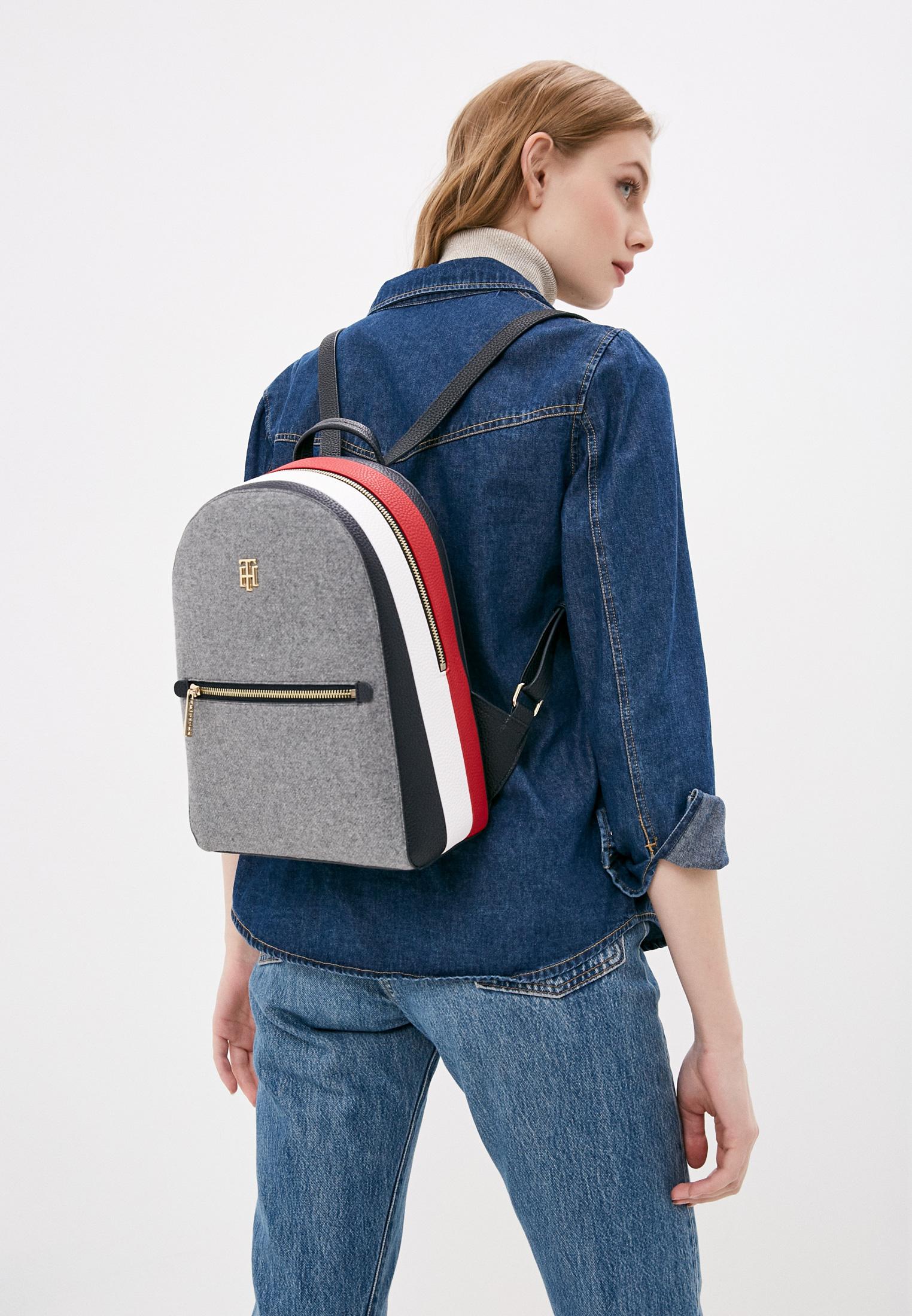 Городской рюкзак Tommy Hilfiger (Томми Хилфигер) AW0AW09033: изображение 4
