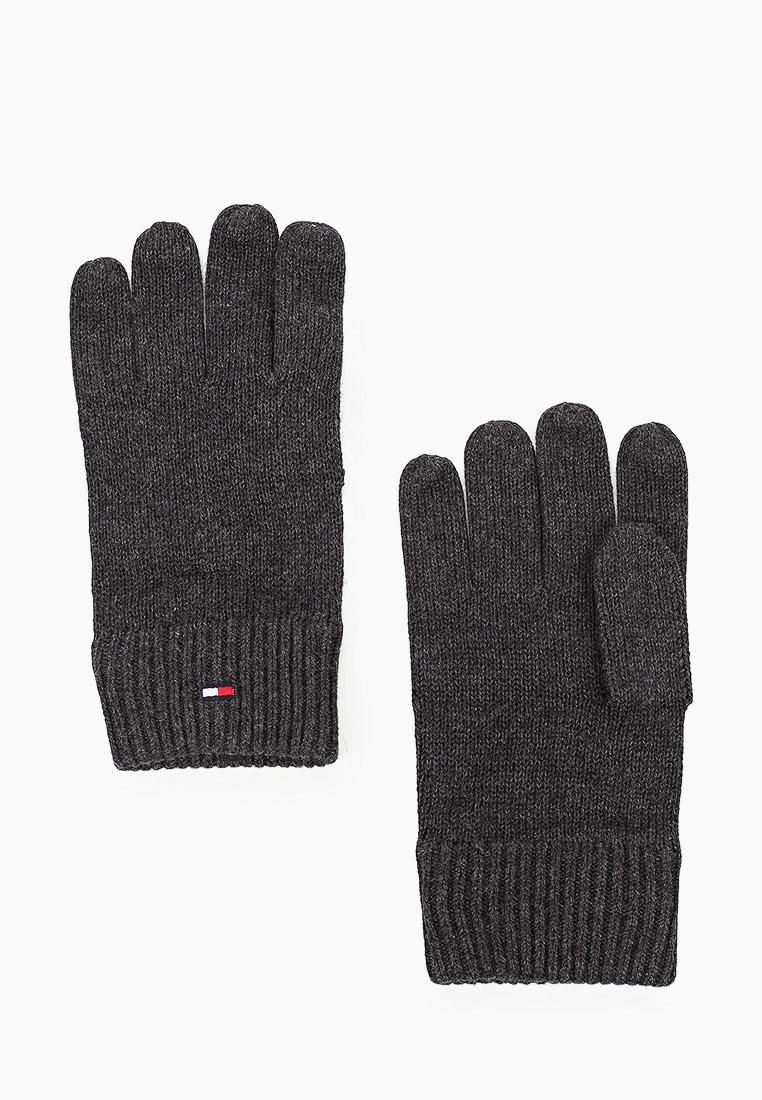 Мужские перчатки Tommy Hilfiger (Томми Хилфигер) Перчатки Tommy Hilfiger