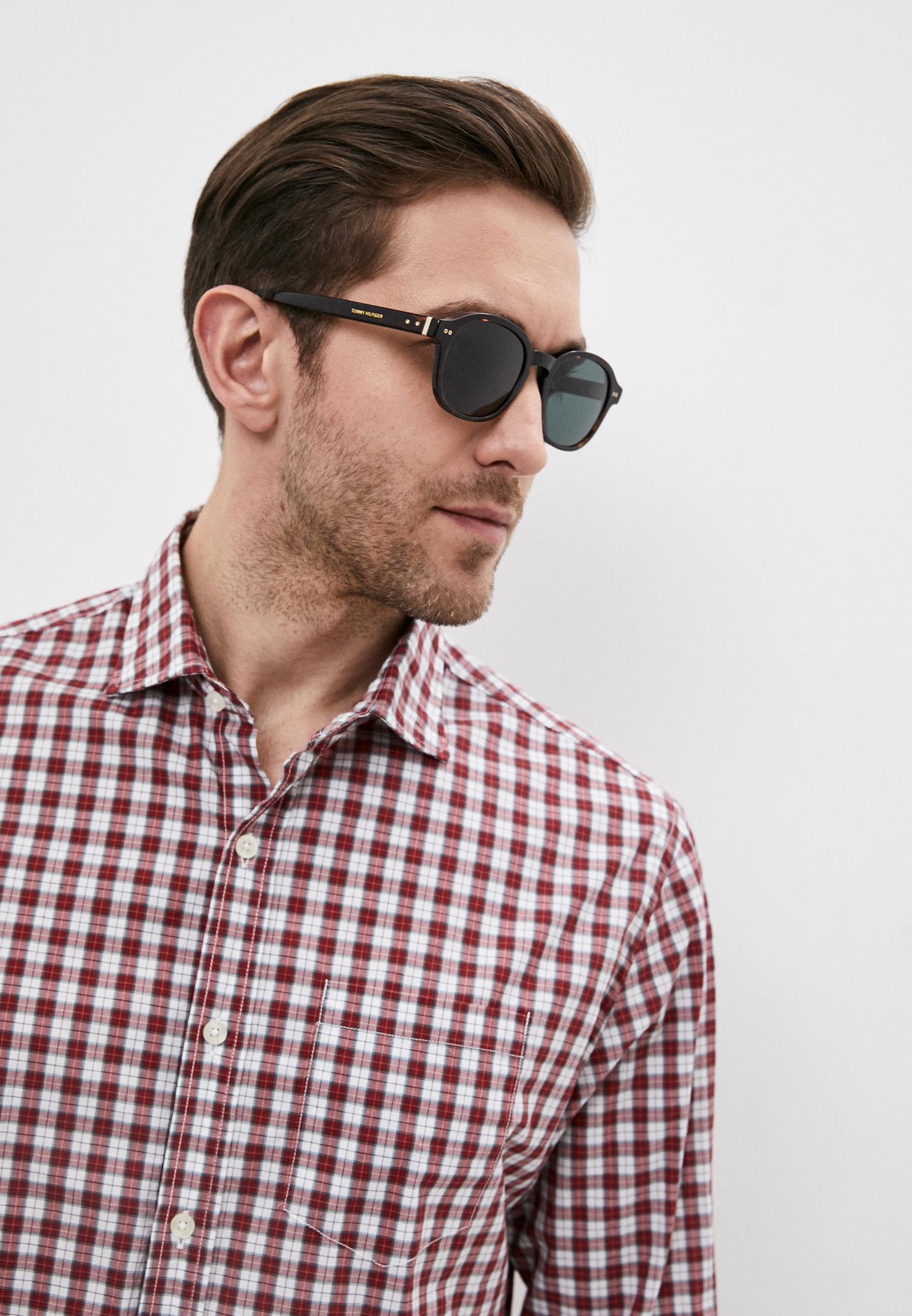 Мужские солнцезащитные очки Tommy Hilfiger (Томми Хилфигер) TH 1850/G/S: изображение 4