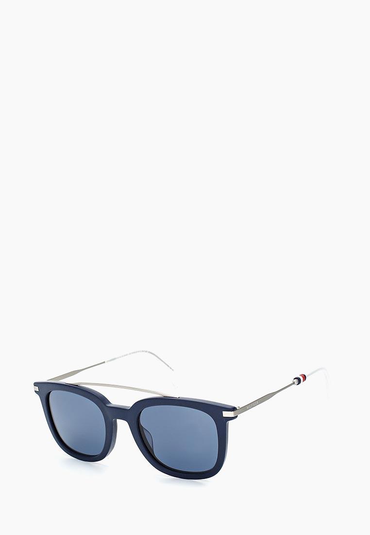 Мужские солнцезащитные очки Tommy Hilfiger (Томми Хилфигер) TH 1515/S: изображение 1