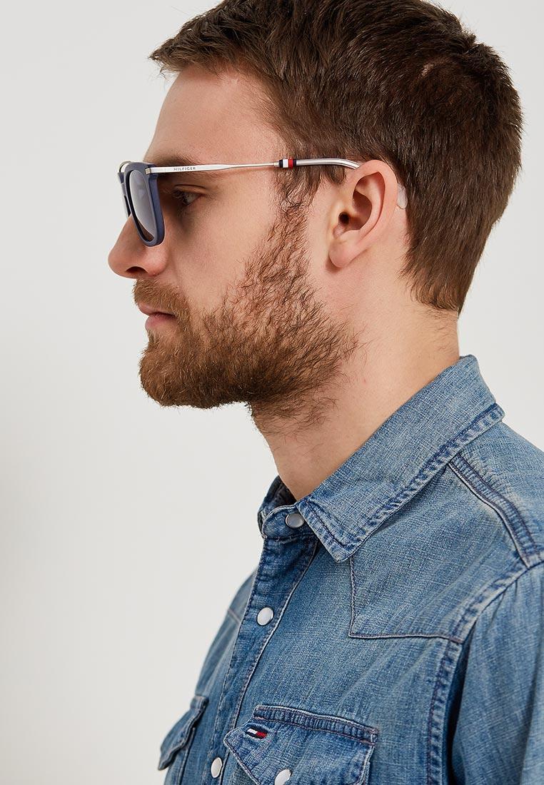 Мужские солнцезащитные очки Tommy Hilfiger (Томми Хилфигер) TH 1515/S: изображение 3