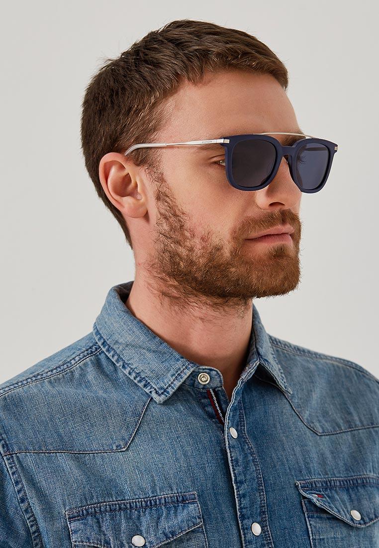 Мужские солнцезащитные очки Tommy Hilfiger (Томми Хилфигер) TH 1515/S: изображение 4