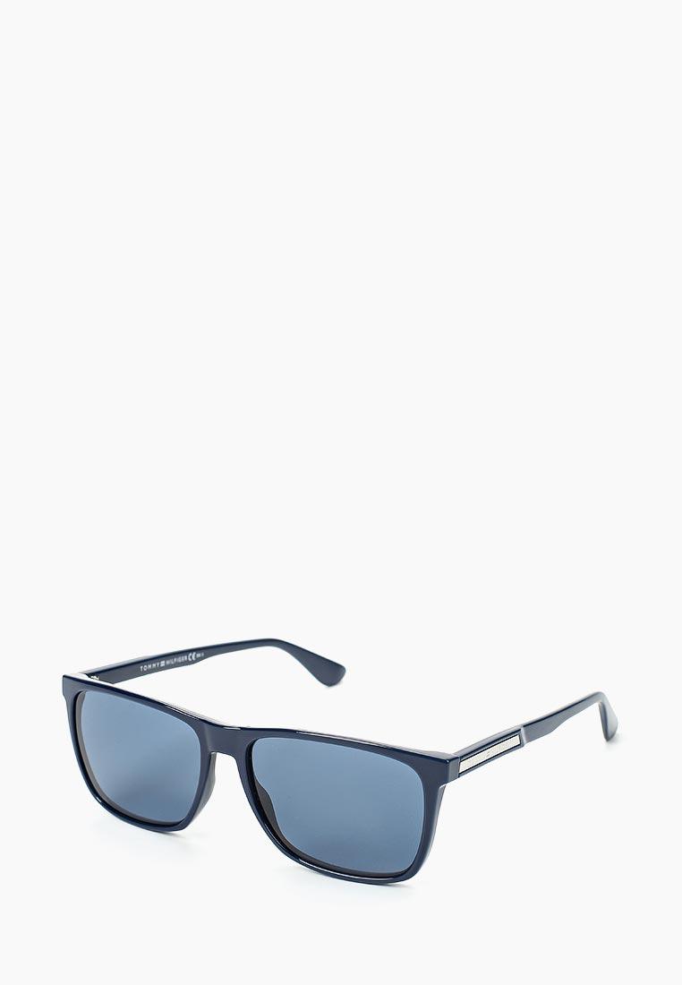 Мужские солнцезащитные очки Tommy Hilfiger (Томми Хилфигер) TH 1598/S