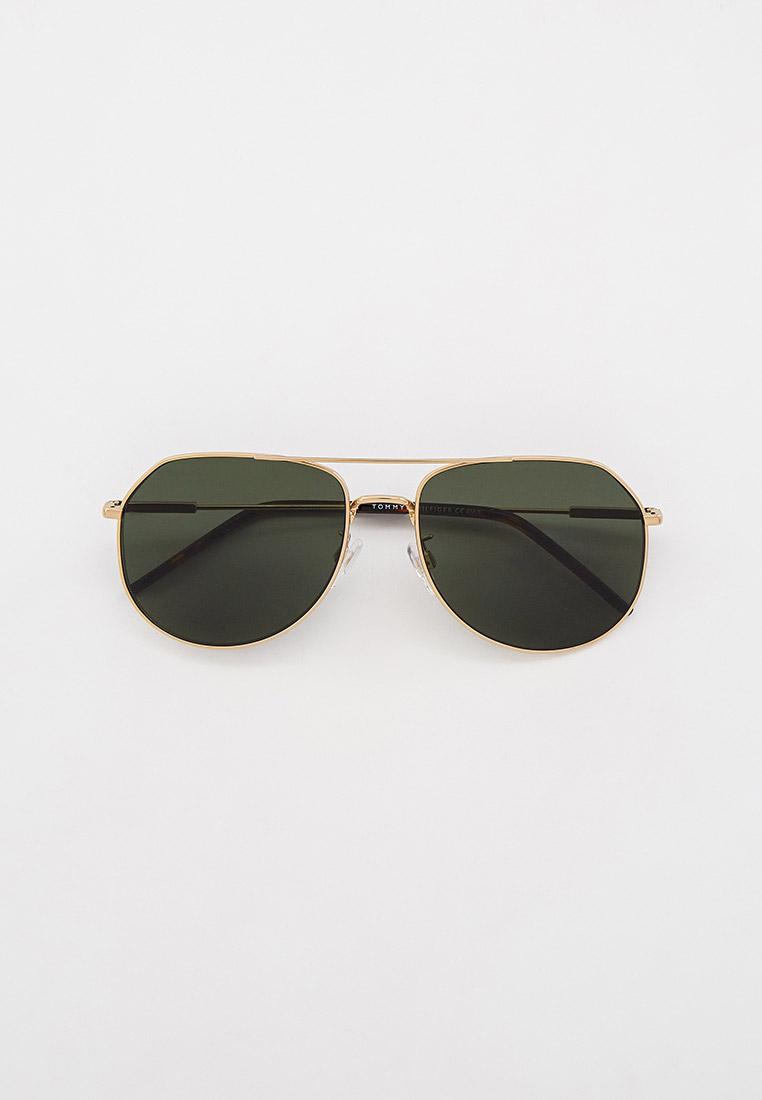 Мужские солнцезащитные очки Tommy Hilfiger (Томми Хилфигер) TH 1848/F/S: изображение 2