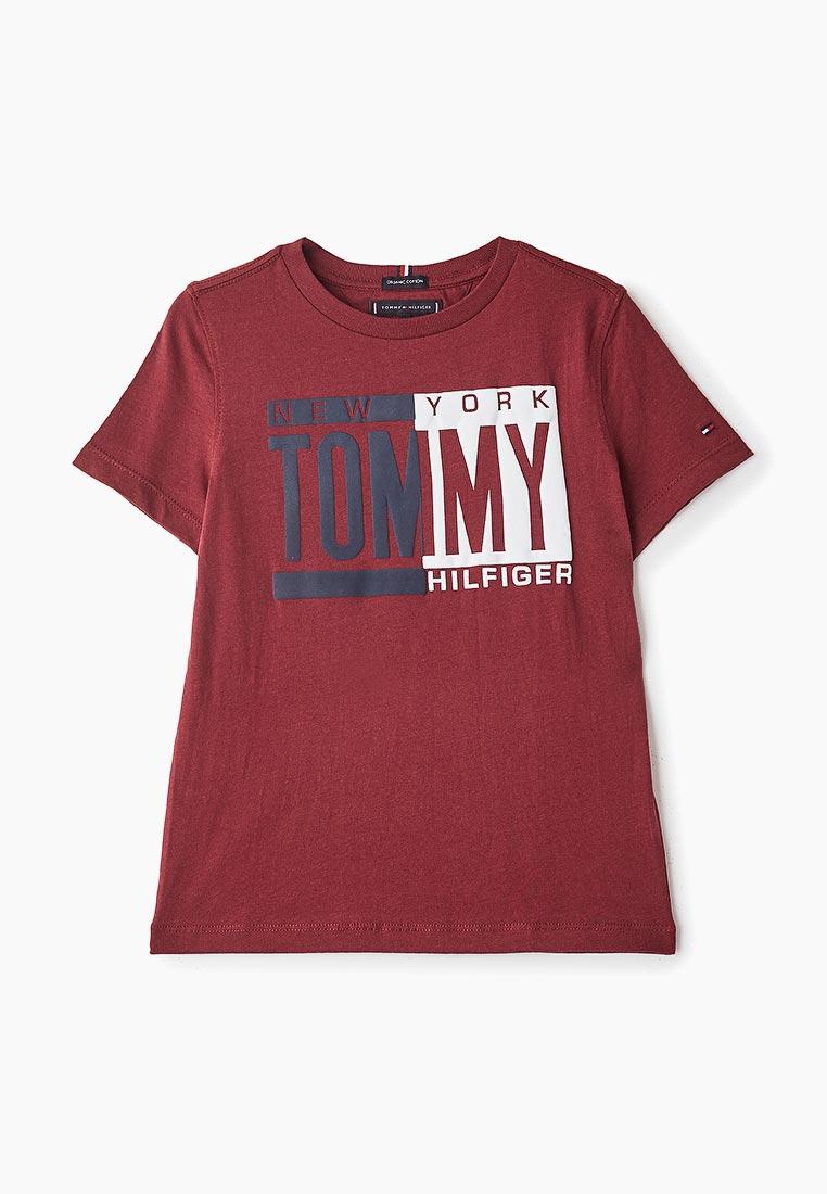 Футболка с коротким рукавом Tommy Hilfiger (Томми Хилфигер) KB0KB04994