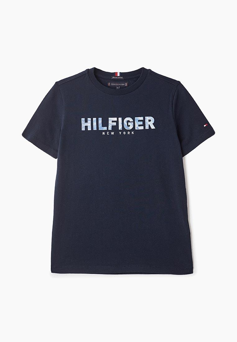 Футболка с коротким рукавом Tommy Hilfiger (Томми Хилфигер) KB0KB04990