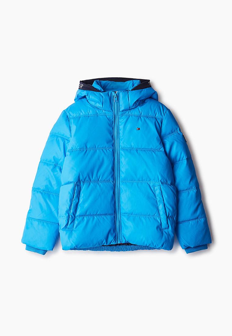 Куртка Tommy Hilfiger (Томми Хилфигер) KB0KB05883: изображение 1