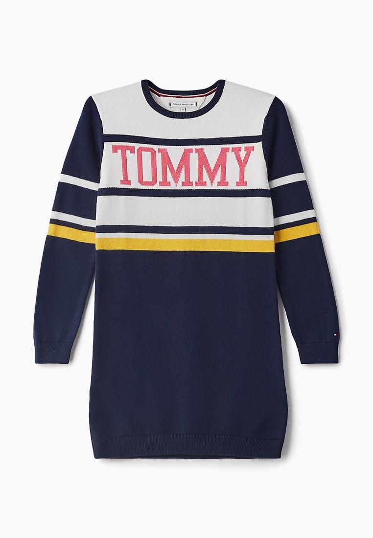 Повседневное платье Tommy Hilfiger (Томми Хилфигер) KG0KG03772