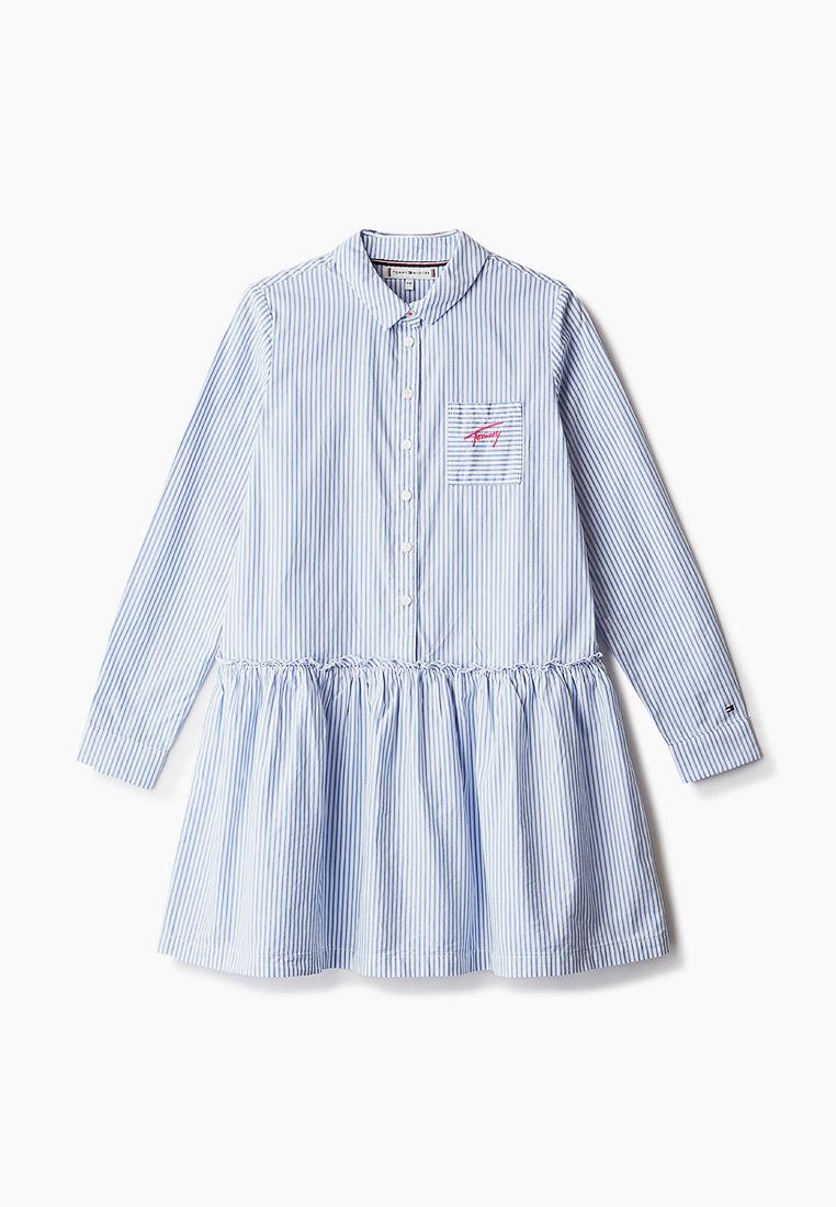 Повседневное платье Tommy Hilfiger (Томми Хилфигер) KG0KG04894