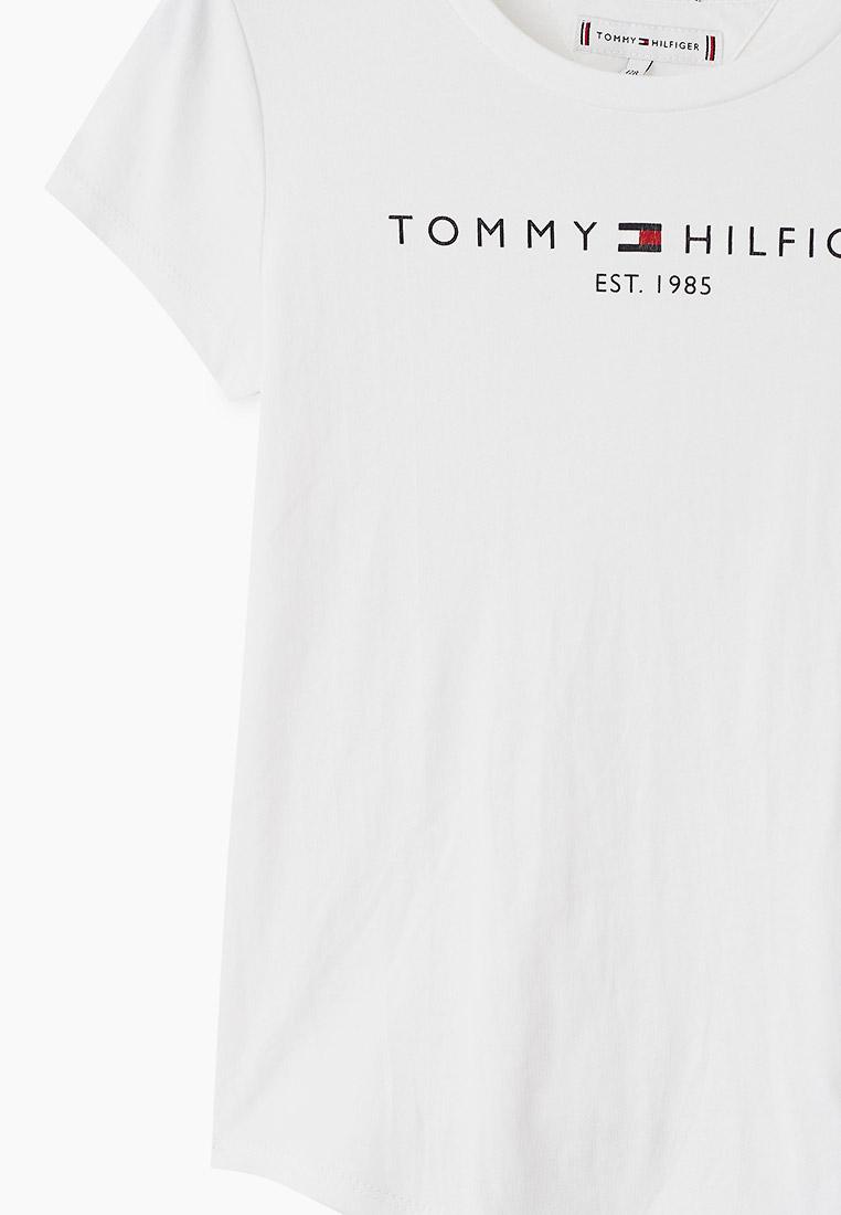 Футболка с коротким рукавом Tommy Hilfiger (Томми Хилфигер) KG0KG05242: изображение 3