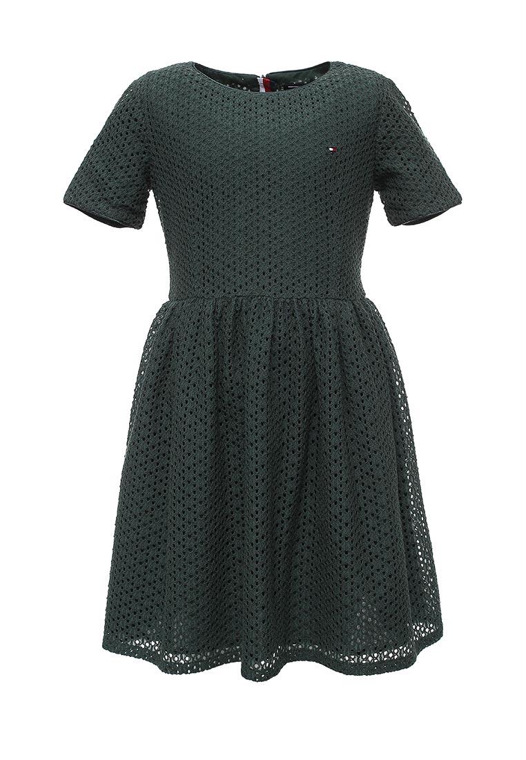 Повседневное платье Tommy Hilfiger (Томми Хилфигер) KG0KG02965