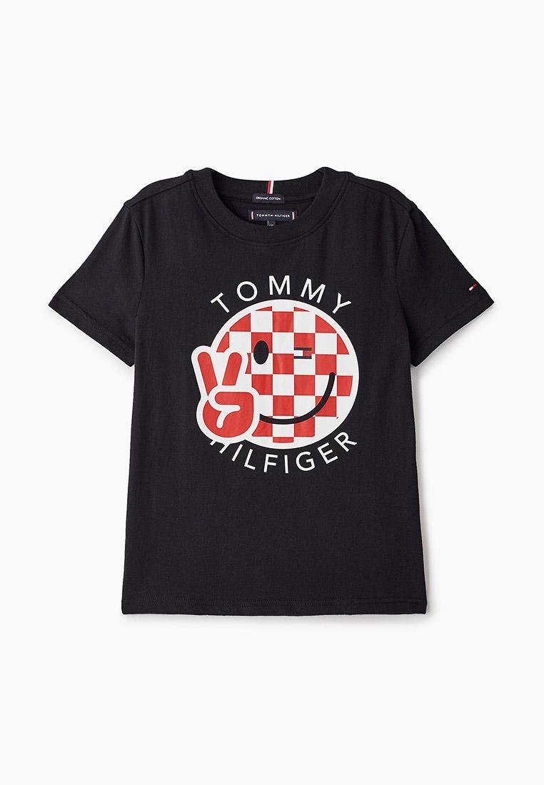 Футболка с коротким рукавом Tommy Hilfiger (Томми Хилфигер) KS0KS00167