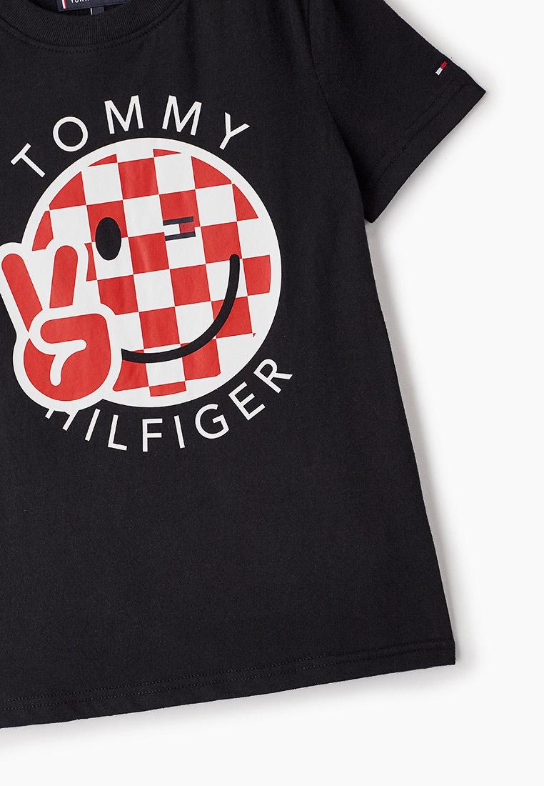 Футболка с коротким рукавом Tommy Hilfiger (Томми Хилфигер) KS0KS00167: изображение 3