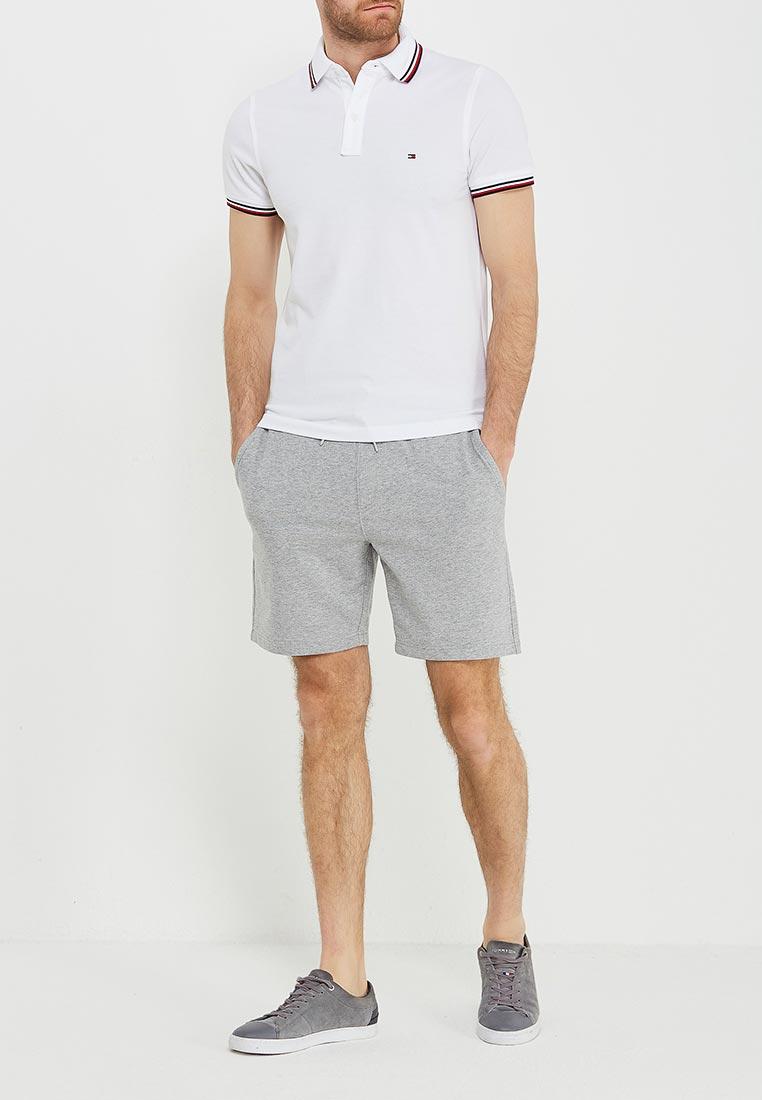 Мужские спортивные шорты Tommy Hilfiger (Томми Хилфигер) MW0MW05168: изображение 2