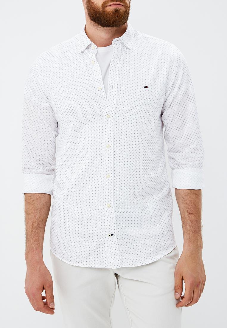 Рубашка с длинным рукавом Tommy Hilfiger (Томми Хилфигер) MW0MW06982