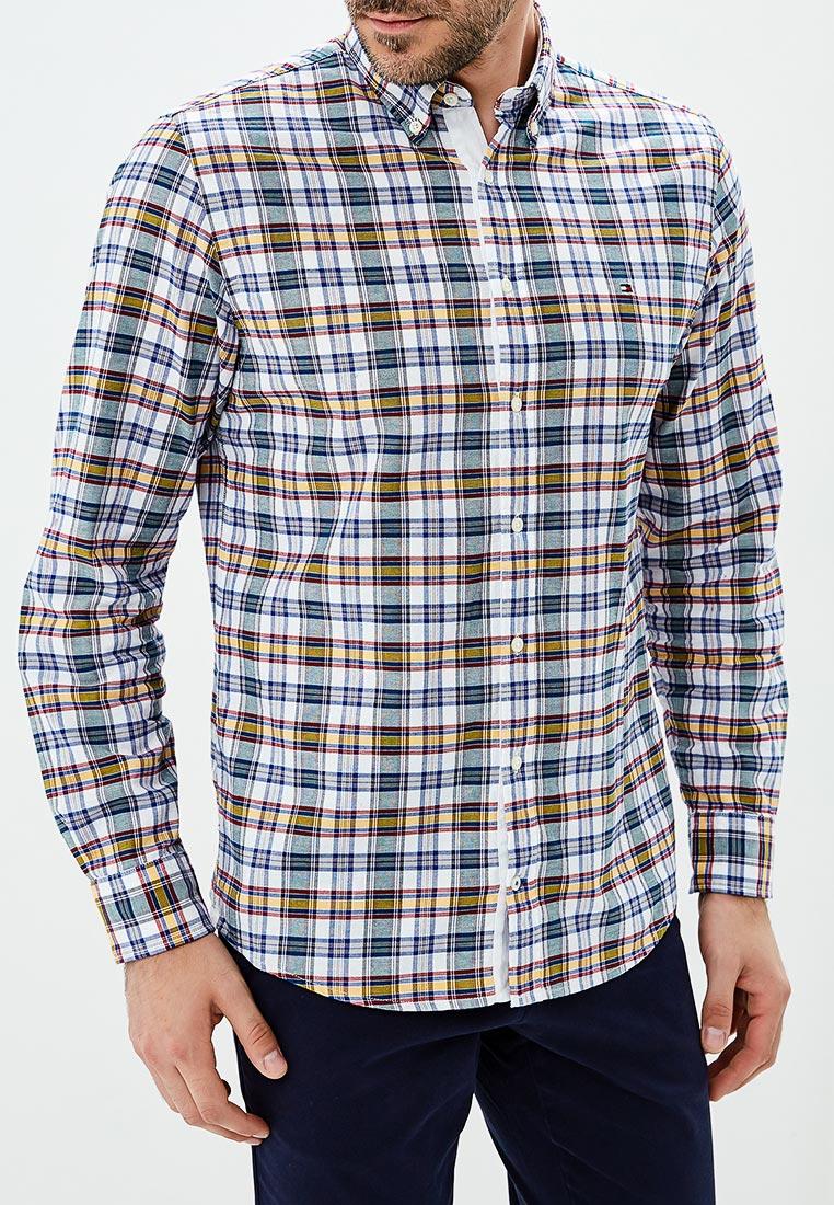 Рубашка с длинным рукавом Tommy Hilfiger (Томми Хилфигер) MW0MW06986