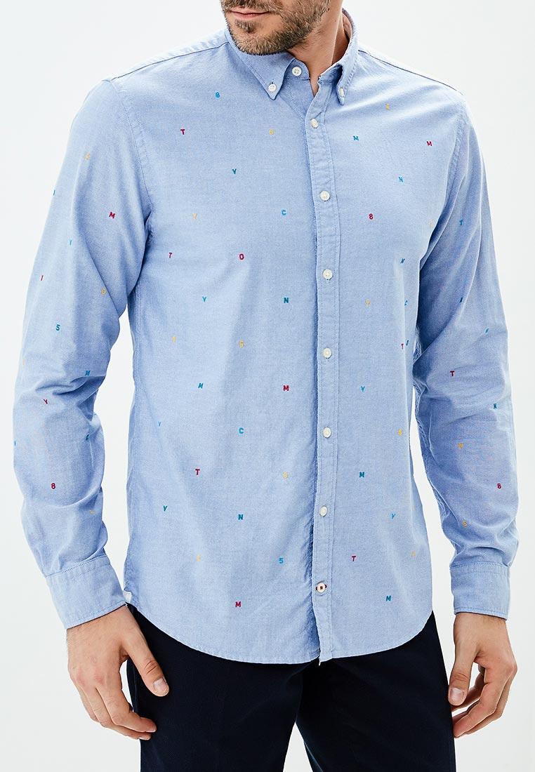 Рубашка с длинным рукавом Tommy Hilfiger (Томми Хилфигер) MW0MW07611