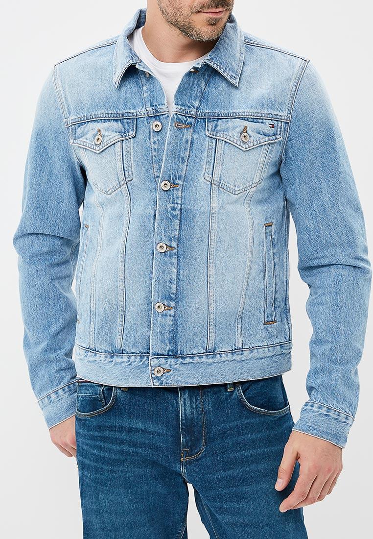 Джинсовая куртка Tommy Hilfiger (Томми Хилфигер) MW0MW07133